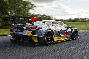 The new Corvette C8.R and the legacy it must match