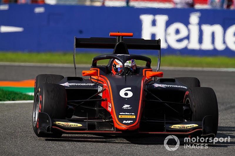 Verschoor wil F3-seizoen afsluiten met podium na vierde plekken Monza