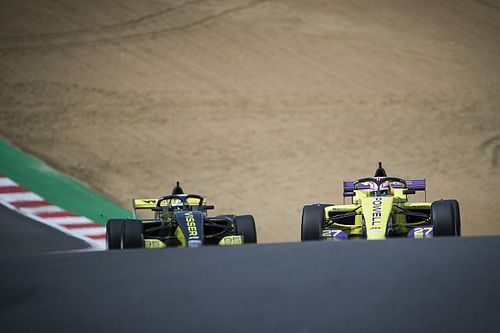 W Series Brands Hatch: Visser kan Chadwick niet van titel houden