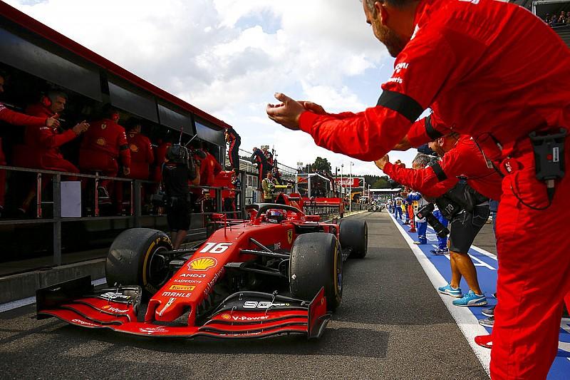 Belçika GP: Leclerc kariyerinin ilk galibiyetini aldı!