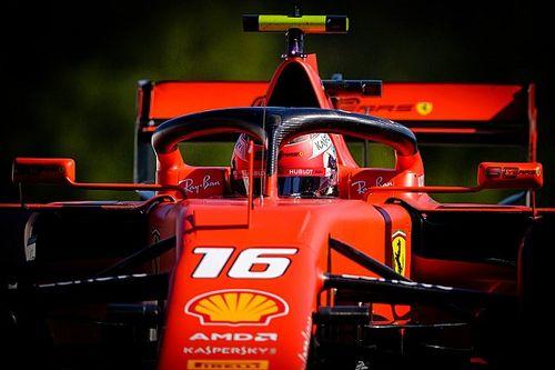 比利时大奖赛FP3:莱科勒克继续领跑,汉密尔顿撞墙