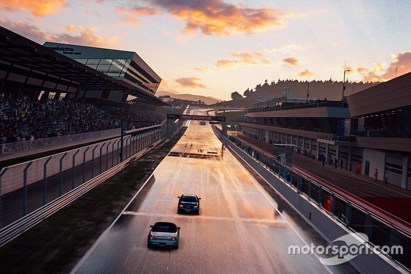 Gran Turismo introduce la lluvia en su última actualización