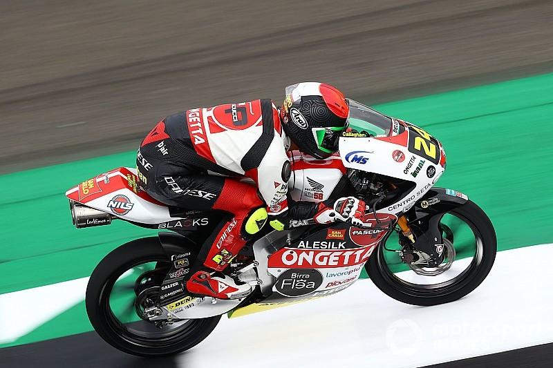 """Moto3, Misano: prima pole del """"giapporiccionese"""" Suzuki"""
