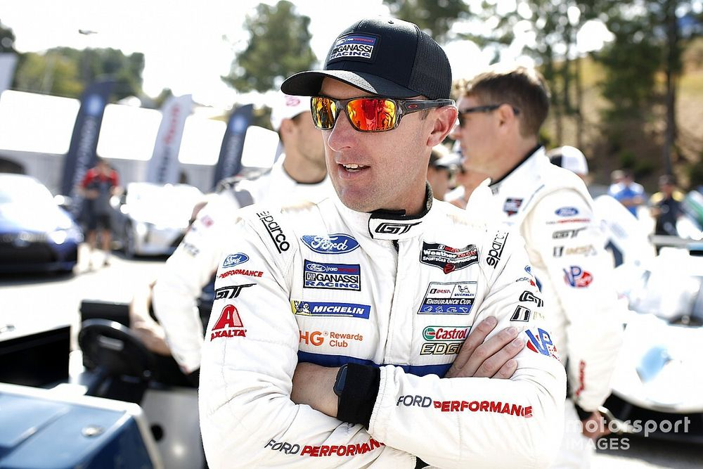 Ex-Ford driver Hand to make IMSA return at Sebring