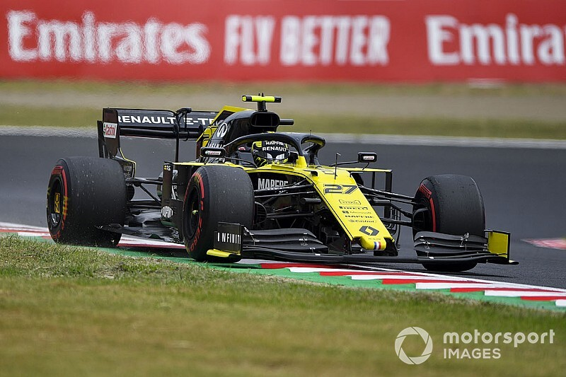 Renault drivers explain torrid Friday at Suzuka