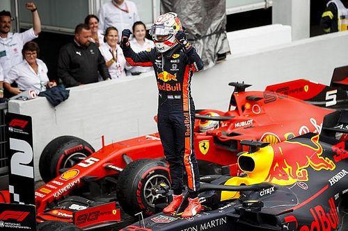 Villeneuve analyseert Duitse GP: Verstappen reed als een kampioen