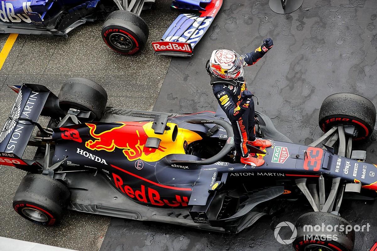 Verstappen : Nous avons pris toutes les bonnes décisions