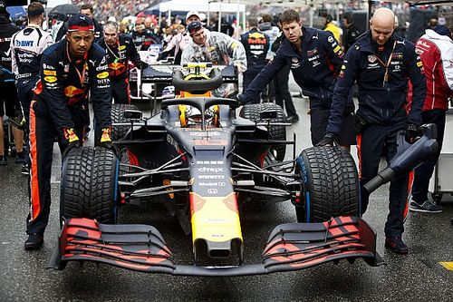 "Red Bull suspects mapping issue behind ""horrible"" starts"