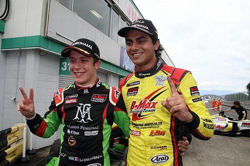 全日本F3 第14戦決勝|アーメド今季2勝目、B-Maxモトパークがワンツー