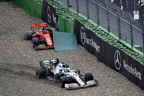 German GP: Best images from Sunday's race
