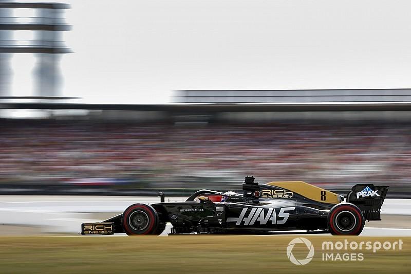 Haas aperçoit la lumière au bout du tunnel