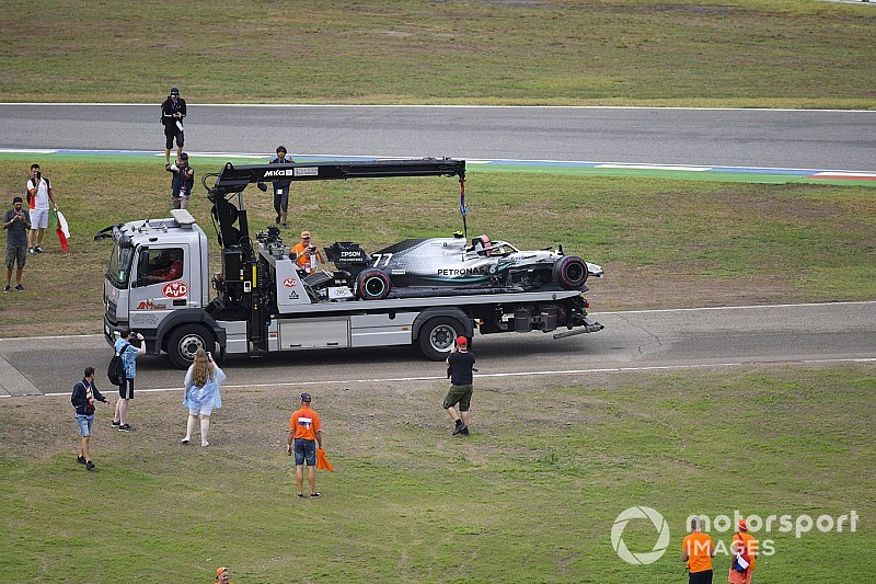 """Bottas: """"Une erreur"""" ne décidera pas de mon avenir chez Mercedes"""