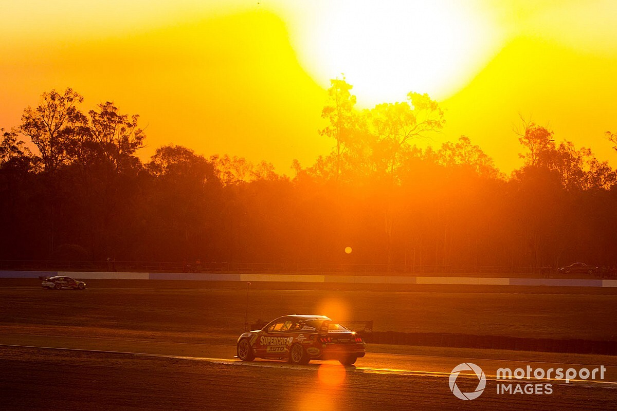 Revised Supercars tests held behind closed doors