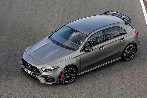 Can The Mercedes-AMG A45 S Pass The Moose Test?