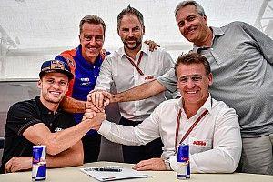 Offiziell bestätigt: Brad Binder fährt 2020 MotoGP für Tech-3-KTM
