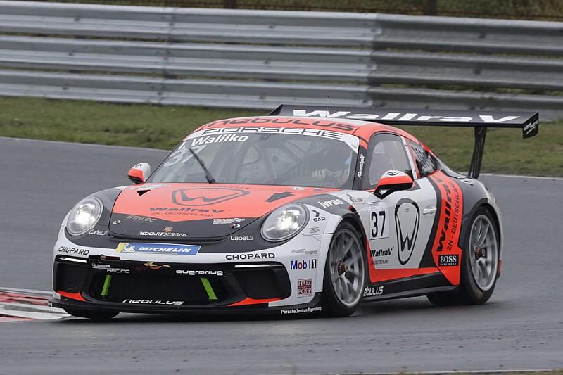 Finał Carrera Cup na Sachsenringu
