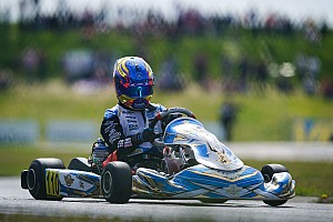 Travisanutto wins European karting title, Amand junior champion