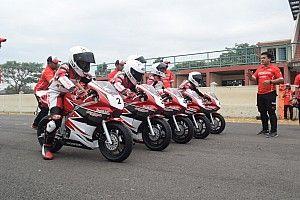 Astra Honda Racing School tempa pembalap muda Indonesia