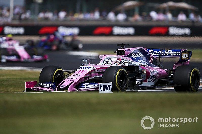 Pérez espera que Alemania cambie la temporada de Racing Point