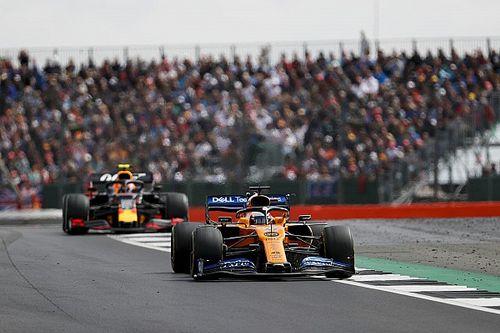 """Sainz: """"Ook zonder Safety Car hadden we goed resultaat geboekt"""""""