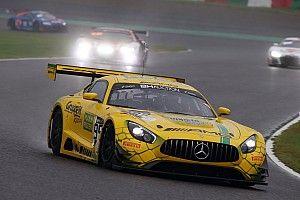 Dzień żółtego Mercedesa