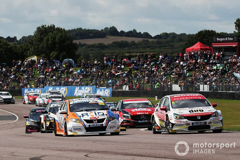 UK plans for motorsport to restart on July 4