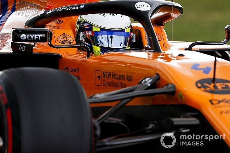 Norris: La F2 es más exigente físicamente que la F1