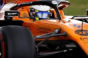 Nyaman di F1, Norris: F2 lebih menguras fisik