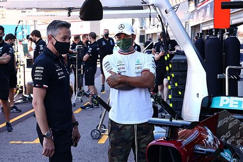 Brawn: la relación Hamilton-Mercedes no se romperá por Mónaco