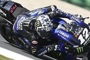 """Lorenzo: Vinales """"suffered a lot"""" due to Quartararo's speed"""