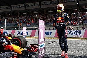 """Verstappen explains """"pretty bad"""" Austria F1 pole lap"""