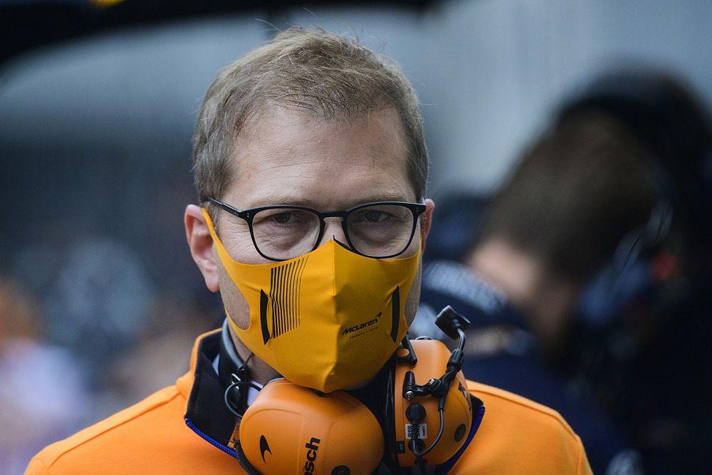 McLaren veut éviter le burn-out avec le calendrier 2022