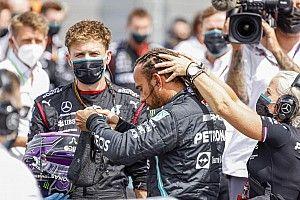 Ecclestone: Hamilton Sudah Tak seperti Dulu