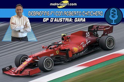 """Chinchero: """"La Ferrari ha ottenuto il massimo. Ecco perché"""""""