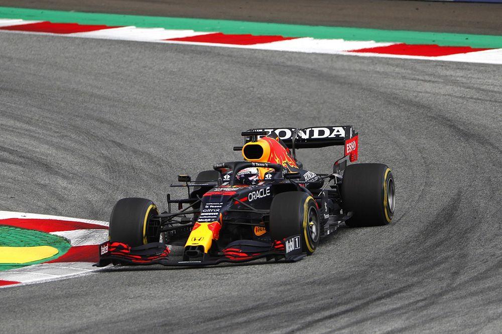F1 Austrian GP: Verstappen breezes to victory over Bottas and Norris