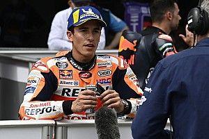 Márquez no siente que deba tomar el lugar de Rossi