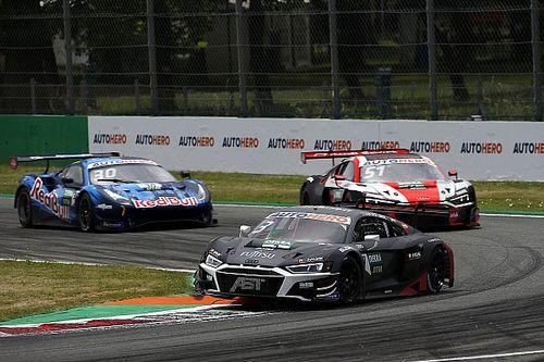 Van der Linde Podium Utama, Audi Dominasi Race 2 DTM Monza