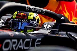 Perez erős futammal gondoskodott arról, hogy két Red Bull legyen a dobogón