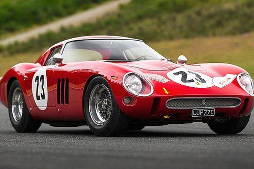 Cette Ferrari 250 GTO vaut 54 M€!