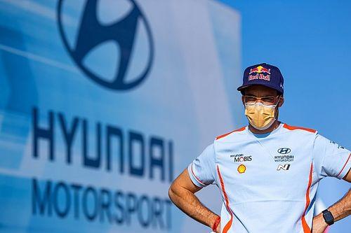 "Neuville veut ""maintenir la pression"" sur Toyota en Sardaigne"