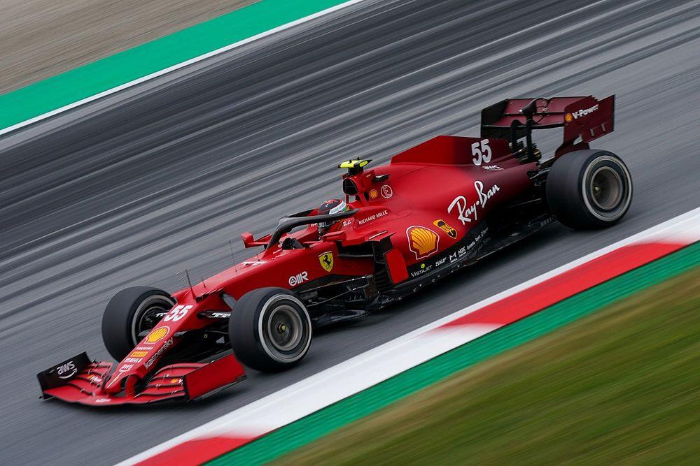"""Sainz, top 5 en Austria """"Esto empieza a ser lo que quiero en F1"""""""