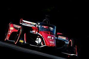"""VeeKay zestiende bij rentree in IndyCar: """"Het was een lastige race"""""""