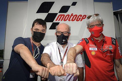 Ducati-VR46 è ufficiale. E il Principe sogna Rossi in sella...