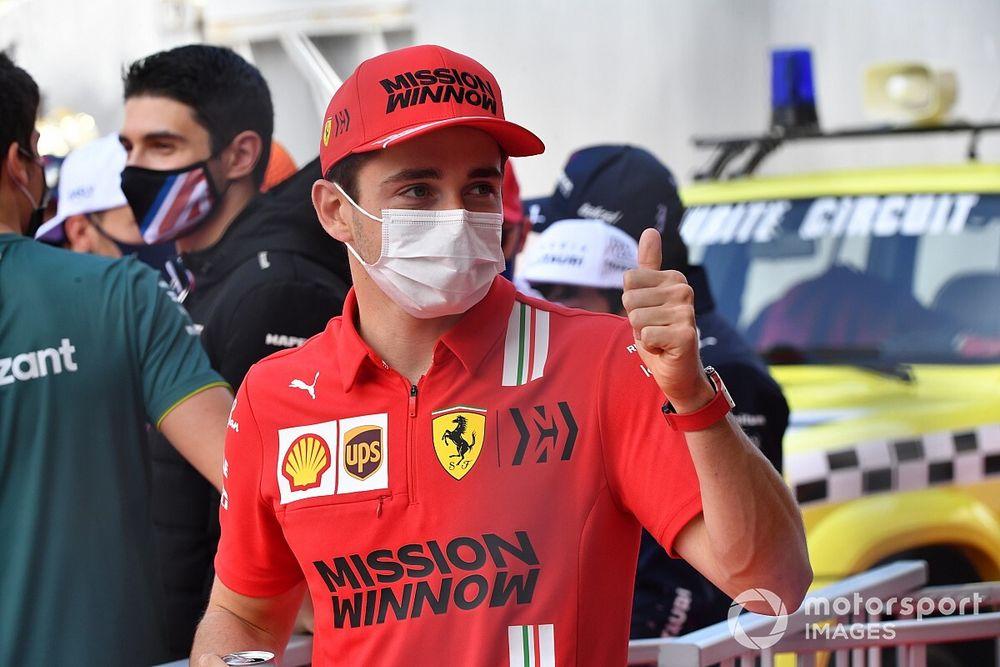 比诺托赞赏莱克勒克在摩纳哥与车队同台庆祝