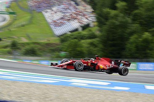Uitslag: Derde vrije training F1 Grand Prix van Oostenrijk