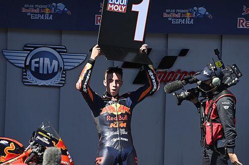 Acosta Sebut Moto3 Spanyol Balapan Sulit