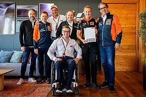 Officiel - Tech3 demeure l'équipe satellite KTM jusqu'en 2026
