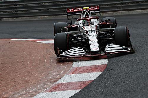 """Alfa Romeo décroche un point """"qui fait du bien"""""""