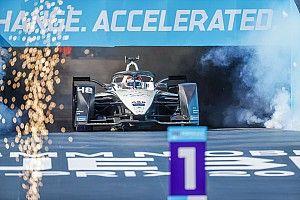 フォーミュラEプエブラePrixレース2:モルタラ今季初優勝でランク首位へ。キャシディ嬉しい初表彰台