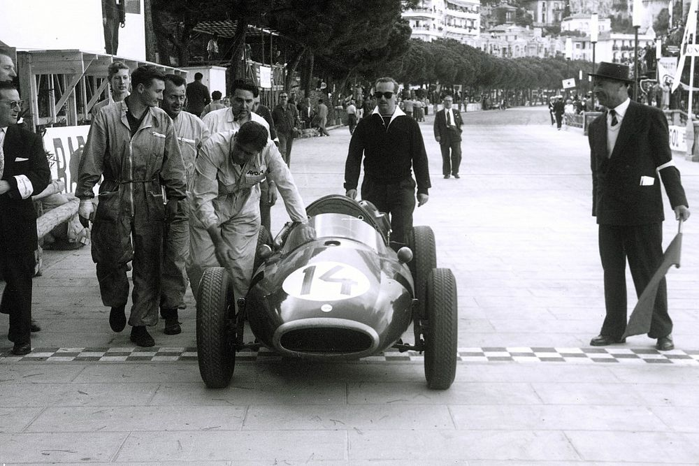 An F1 legend's remarkable first Monaco GP